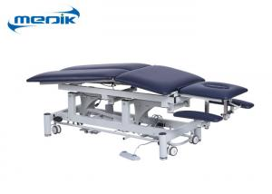 China Patients Medical Exam Tables Split Leg Function 6 Sections For Exam Room on sale
