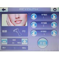 2019 best Multi-channel RF +Vacuum Double polar rf vacuum body shaper slimming machine