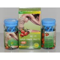 China GMP Weight Loss Diet Pills Fruit Slimming Capsule Herbal Formula Meizi Super Power on sale
