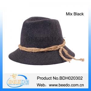 Quality wholesale men wool felt hat Germany mountain hat for sale ... a4cc59ef475