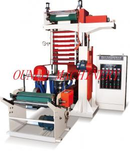 China SIMPLE TYPE PE BLOWING FILM MACHINE on sale