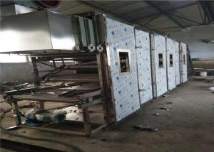 China Automatic Vegetable Dryer Machine , 380V Industrial Food Drying Machine on sale