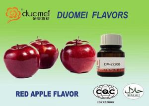 China Red Apple Food Flavouring Agents Flavor Ingredients Liquid Food Flavoring on sale