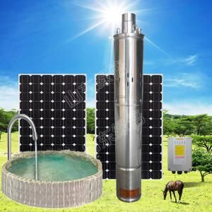 China Dc Solar Submersible Water Pump on sale