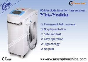 China 808nm Medical Diode Laser Hair Removal Machine on sale