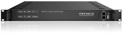 REK3201 H 265(HEVC)/H 264 4K Encoder UHD Encoder Digital TV