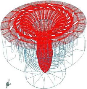 China supply hot selling kaplan turbine /micro turbine on sale