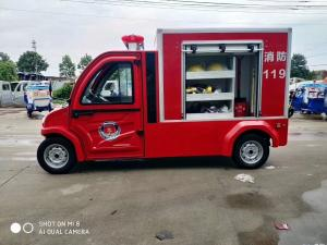 China Aotomatic Aluminium Alloy Roll up Shutter Doors for Fire Truck on sale