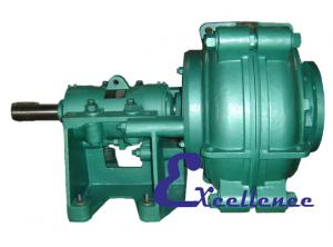 China High efficiency slurry pumps EHM for mining with metal lined on sale