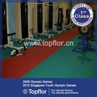 Commercial Grade EPDM Rubber flooring manufacturer