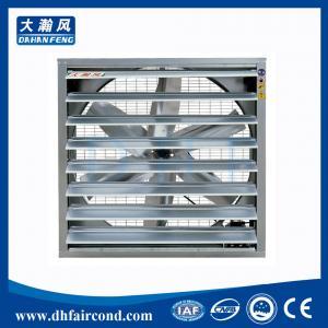 China DHF Belt type 400mm exhaust fan/ blower fan/ ventilation fan motor bottom on sale