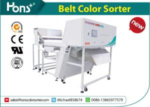 China High Output CCD Calcite Color Sorting Equipment , Optical Sorting Machine on sale