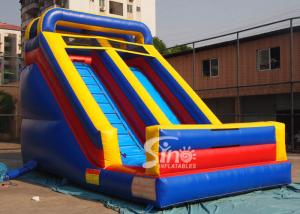 China Toddler front load inflatable dry slide for indoor parties on sale