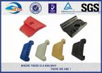 PA66 Rail Nylon Insulator Plastic and Rubber Part for Railway Fastening System