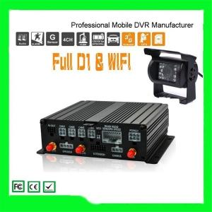 China 2014 best sale 4 channel gps sd card MDVR vehicle data recorder with free CMS software on sale