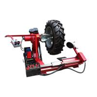 Hydraulic System Truck Tyre Changing Equipment Max.Wheel Diameter 1600mm