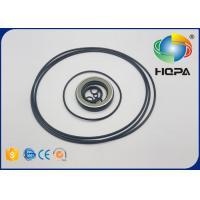 China Excavator Hyundai R370-7 R375-7 R290-3 OLD Hydraulic Motor Seal Kits / PTFE O Ring on sale