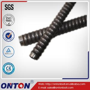 China ONTON R51L Tunnelling And Mining Hollow Core Drill Rod on sale