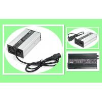 China 42V 4A lithium battery charger, US two pins plug and output with RCA connector, smart charging on sale