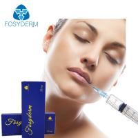 Skin Care Derm Deep Dermal Lip Fillers With Syringe Hyaluronic Acid  Injection