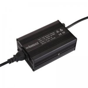 China 3A 120W Electric Vehicle Battery Charger For Lithium Battery on sale