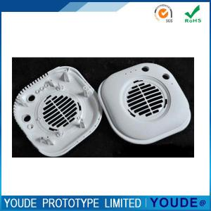 China Fast Prototyping Service 3D Printing  Manufacturing Housing White Color on sale