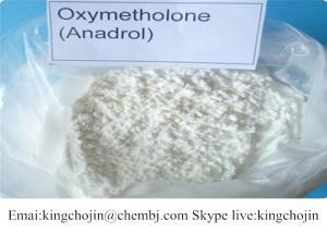 China High Purity Seroid Powder Oxymetholone (Anadrol) 434-07-1, No Side Effects on sale