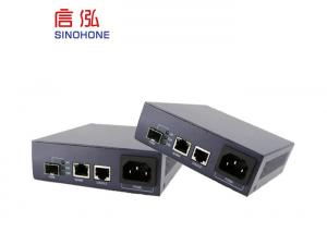 China 100 M 100base Fx Media Converter , 2 Port Fiber Media Converter High Stability on sale