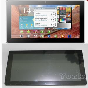 China Cheap hot 10.1inch RK3066 android 4.0 1G RAM 8GB ROM dual webcamera with sim card slot laptop tablet pc on sale