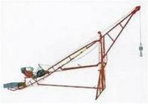 China Portable Swing Stage Scaffolding Equipment 800kg load on sale