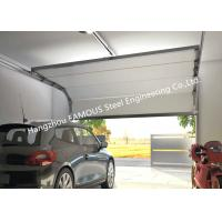 Motorized Garage Doors With Remote Control Quick Response Doors Fire Emergency Use