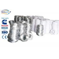China 1.6-4mm Anti Twist Rope Electro 0.45-1.8mm Hot Dip Galvanizing Steel Wire on sale