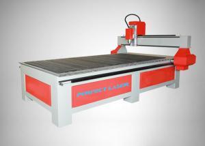 China CNC Aluminium Engraving Machine 3KW 4.5KW Spindle Power 1300*2500mm on sale