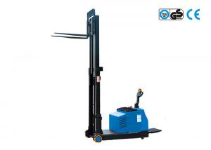 China Stand - On Type Counter - Balanced Pallet Stacker 2 ton Low Noise Easy Maintenance on sale