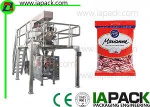 China Candy Bag Packing Machine Grain Vertical Form Fill Seal Packaging Machine on sale