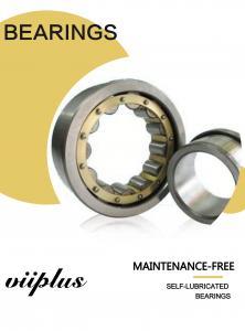 China Low - Maintenance Dry Sliding Bearing , Cylindrical Roller Bearing & Bushings on sale