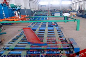 China Chuangxin Precast Concrete Wall Panel Making Machine / Lightweight Wall Panel production line equipment on sale