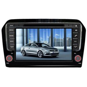 China 8 WIFI 3G Bluetooth 2013 VW Jetta DVD Player Automobile Navigation Systems on sale
