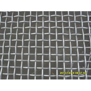 Stainless Steel Crimped Wire Mesh Panels for sale – Galvanized Woven ...