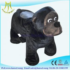 China distribution children walking plush zebra ride toy on sale