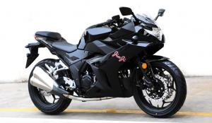 China 200cc Aluminium Rim Air Cooled High Powered Motorcycles With 5 Speed International Gear on sale
