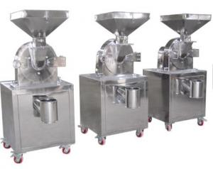 China Lab Pulverizer Grinding Machine Industrial Spice Grinder For Pharmaceutical on sale
