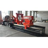 Made in China conventional horizontal lathe machine for high-speed cutting