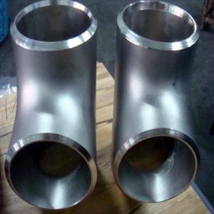 China High Pressure Pipeline Stainless Steel Buttweld Fittings A403 - WP304L Bevel Ends on sale