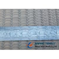 Knitted Wire Mesh, Stainless Steel Material, 0.10-0.30mm Wire Diameter