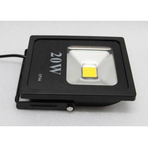 China High CRI Outdoor LED Flood light Reflector 20W , External led flood lamp for Station , Deck on sale