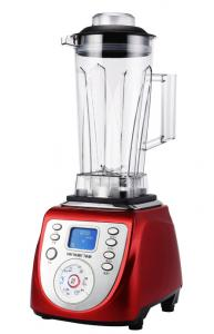 China 1500W High Speed Blender / Professional Smoothie Blender With 6 Pre Programmed Setting on sale