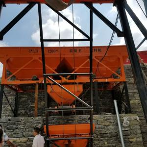 Stationary Concrete Batching Plant With Cement Silos 15