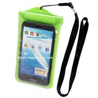 China Swimming Waterproof Phone Wallet , Underwater Phone Case For Samsung Galaxy on sale