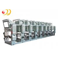 Digital Offset Printing Machine , Multicolor Printing Press Machine